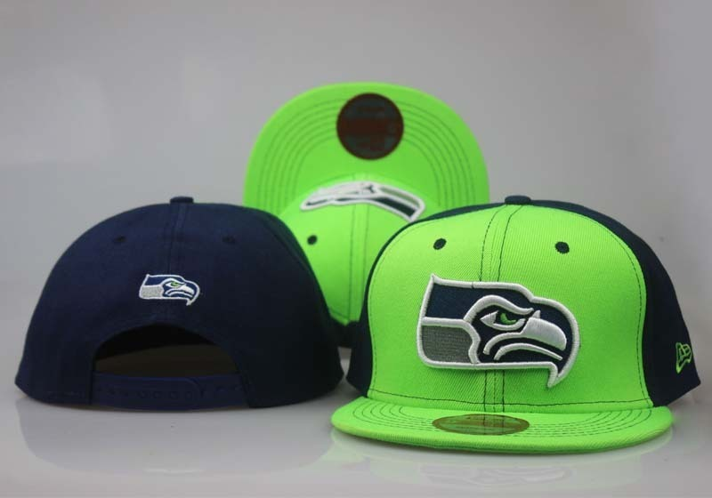 2018 NFL Seattle Seahawks Snapback hat LTMY