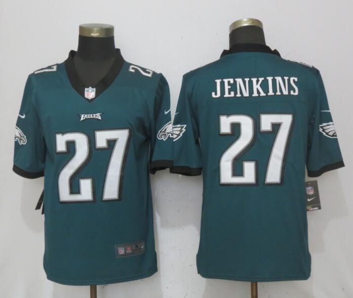 0ae6d5e4fc3 ... usa men philadelphia eagles 27 jenkins green vapor untouchable new nike  limited nfl jerseys 87f68 e8c11