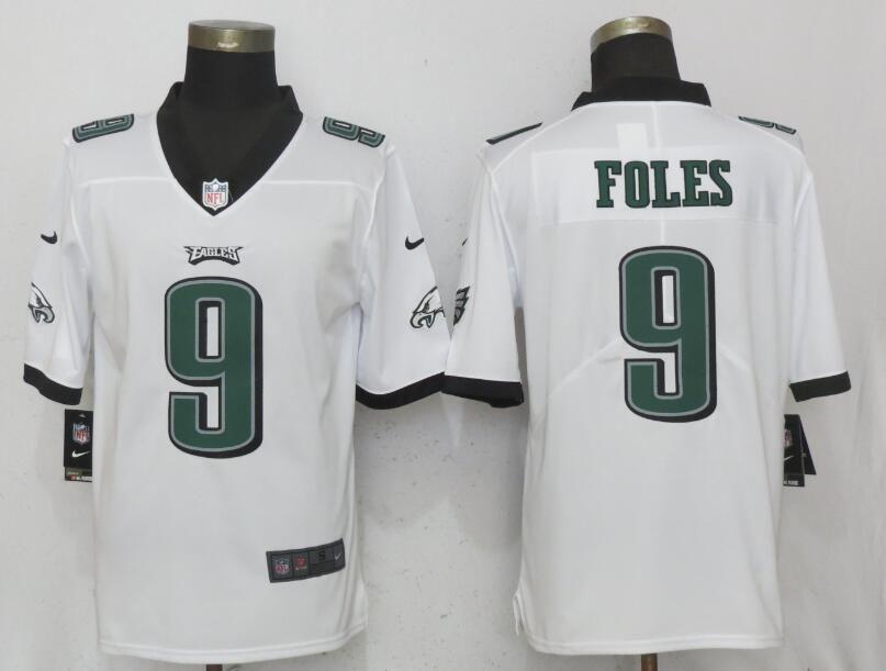 a890441bb3e ... get men philadelphia eagles 9 foles white vapor untouchable limited nike  nfl jerseys 0faf2 86f44 ...