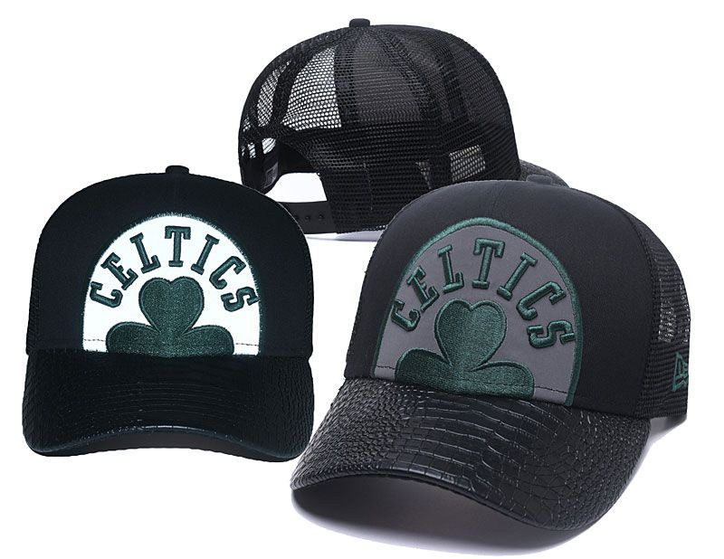 2018 NBA Boston Celtics Snapback hat 0506