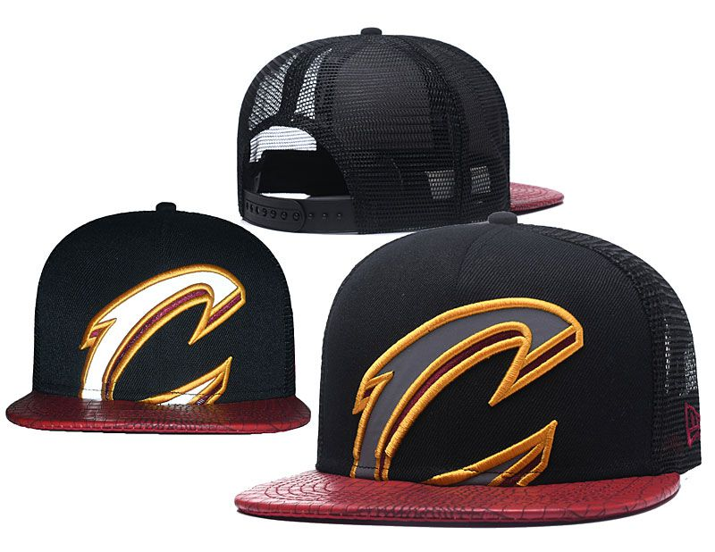 2018 NBA Cleveland Cavaliers Snapback hat 0517