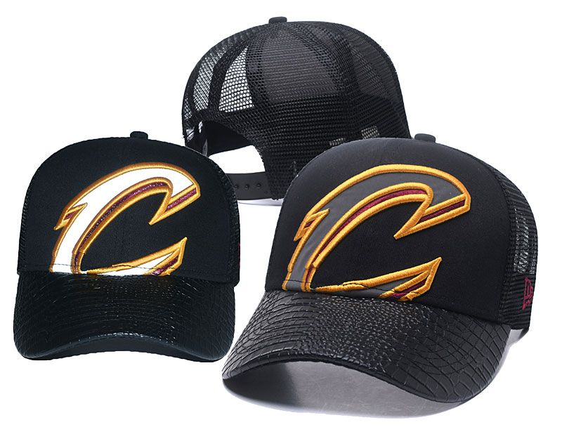 2018 NBA Cleveland Cavaliers Snapback hat 05173