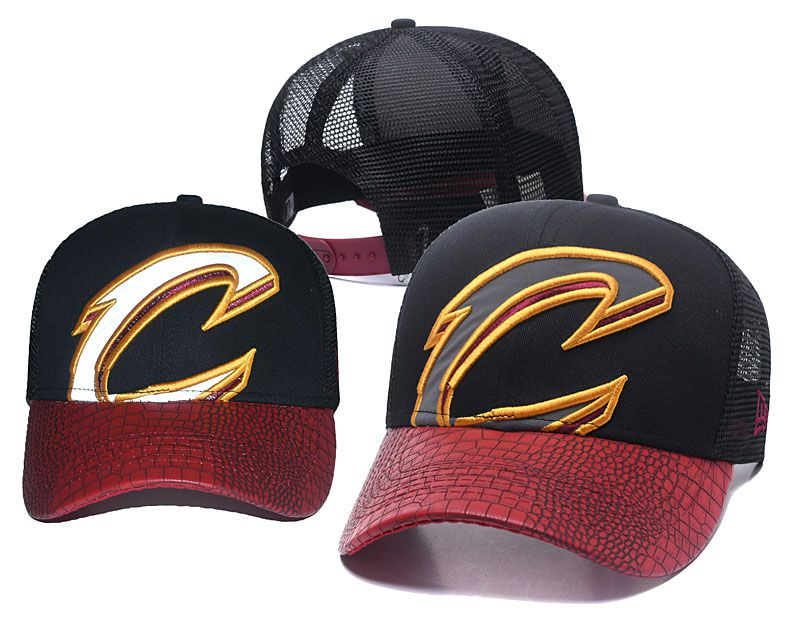 2018 NBA Cleveland Cavaliers Snapback hat 05174
