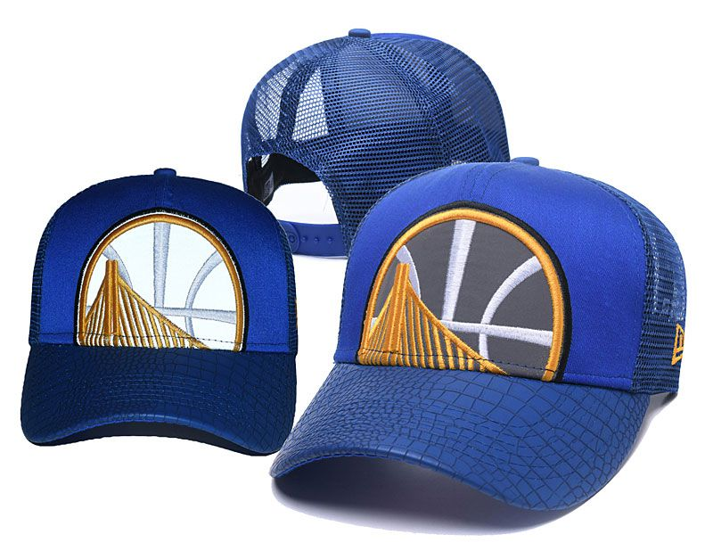 2018 NBA Golden State Warriors Snapback hat 05171