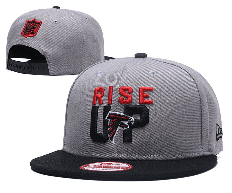 2018 NFL Atlanta Falcons Snapback hat 0517