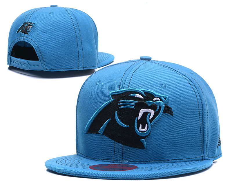 2018 NFL Carolina Panthers Snapback hat LT0505