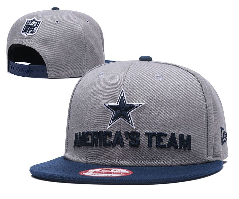 35232e4e4 2018 NFL Dallas Cowboys Snapback hat 0517