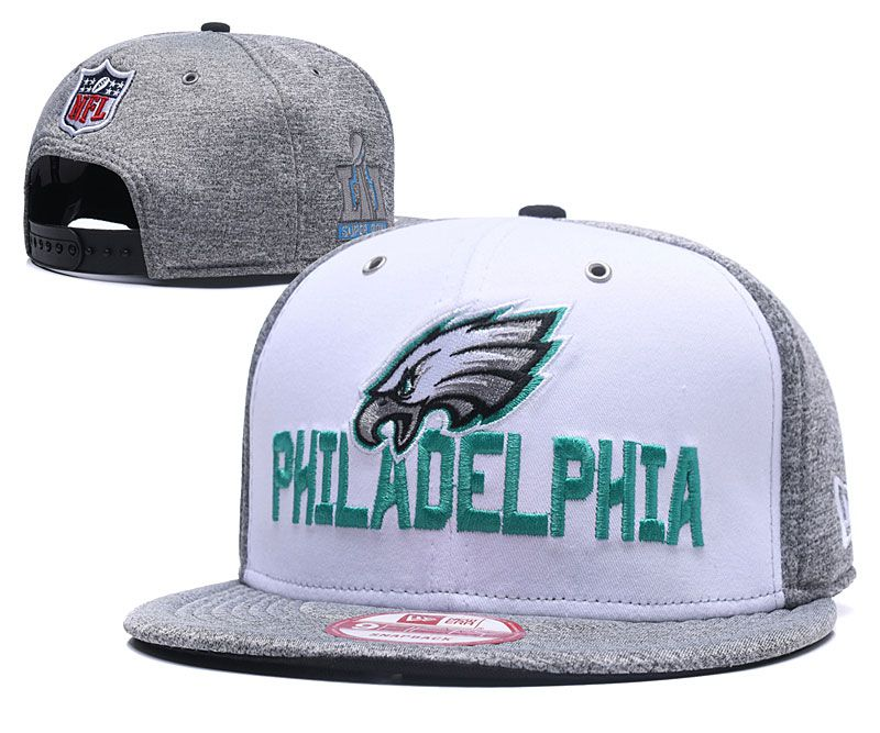 2018 NFL Philadelphia Eagles Snapback hat 0506