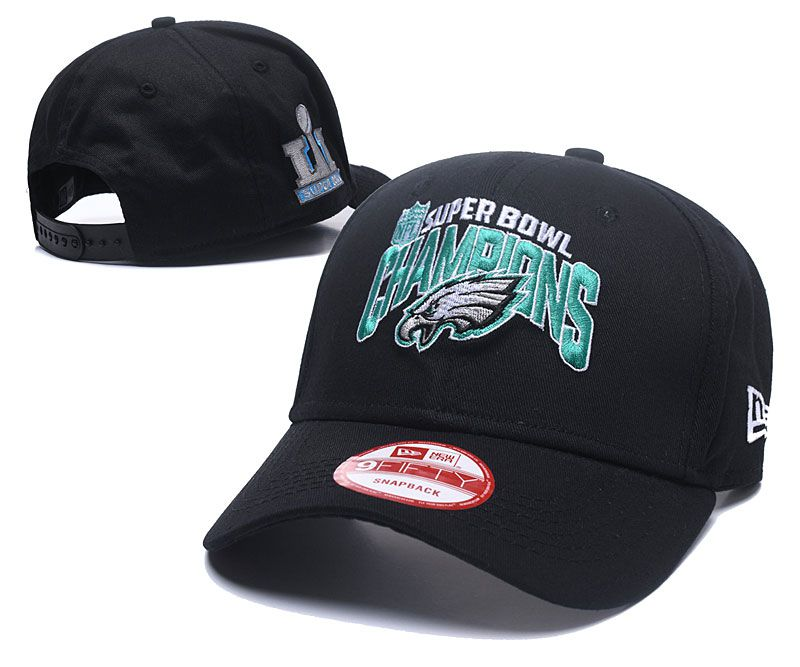 2018 NFL Philadelphia Eagles Snapback hat 05061