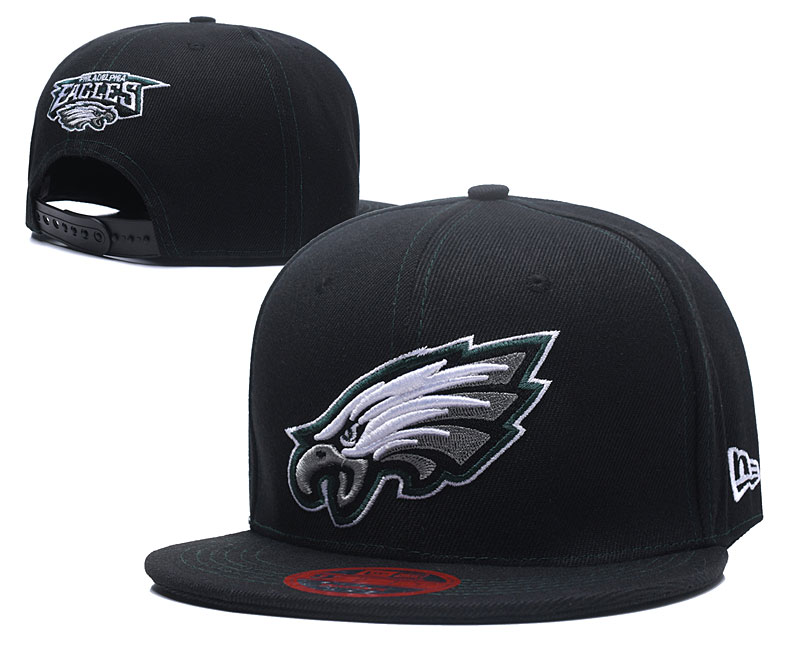 2018 NFL Philadelphia Eagles Snapback hat LT0505