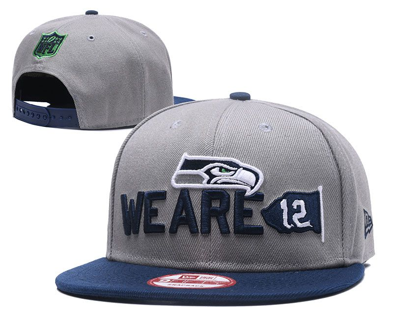 2018 NFL Seattle Seahawks Snapback hat 0517