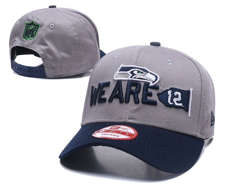 2018 NFL Seattle Seahawks Snapback hat 05171