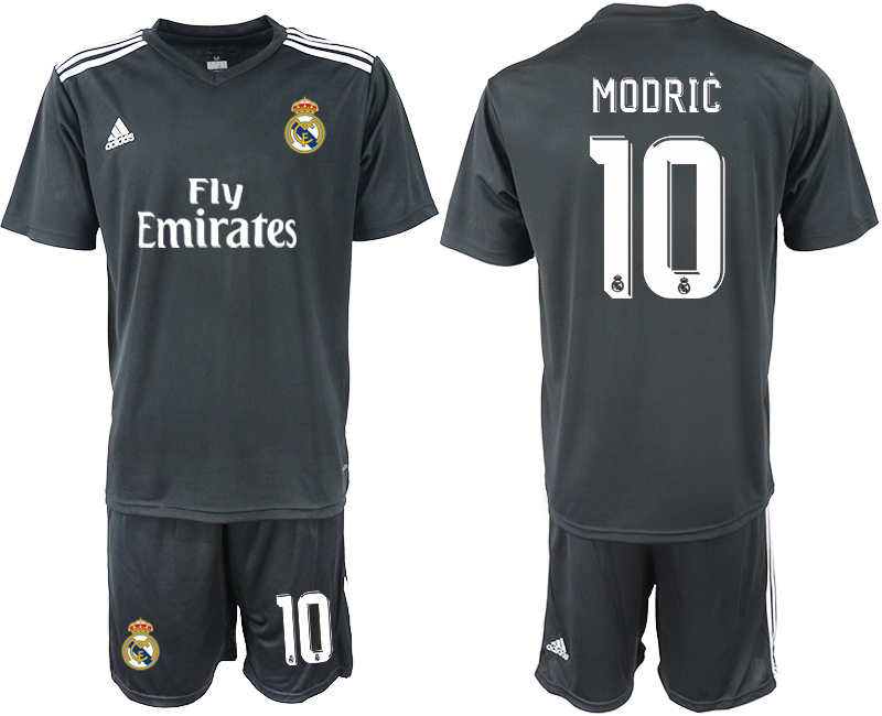 2018-2019 Men club 10 Real Madrid away soccer jersey