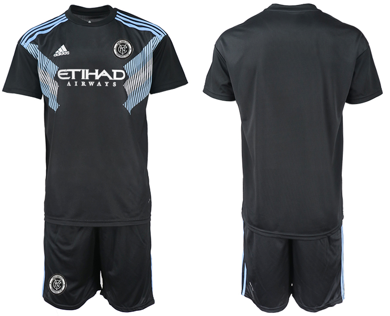 2018-2019 Men club New York City away soccer jersey