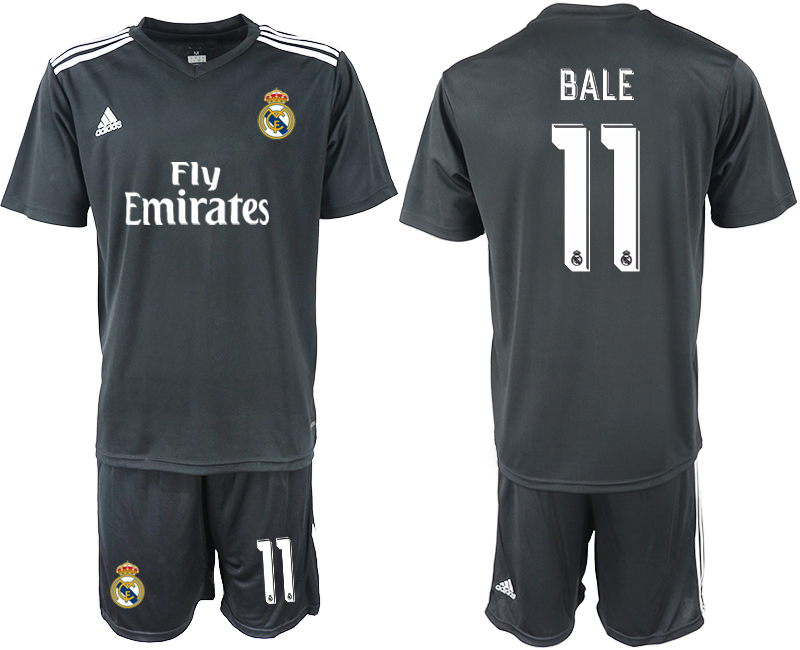 2018-2019 Men club Real Madrid away 11 soccer jersey