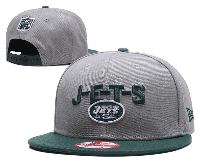 2018 NFL New York Jets Snapback hat GSMY0604