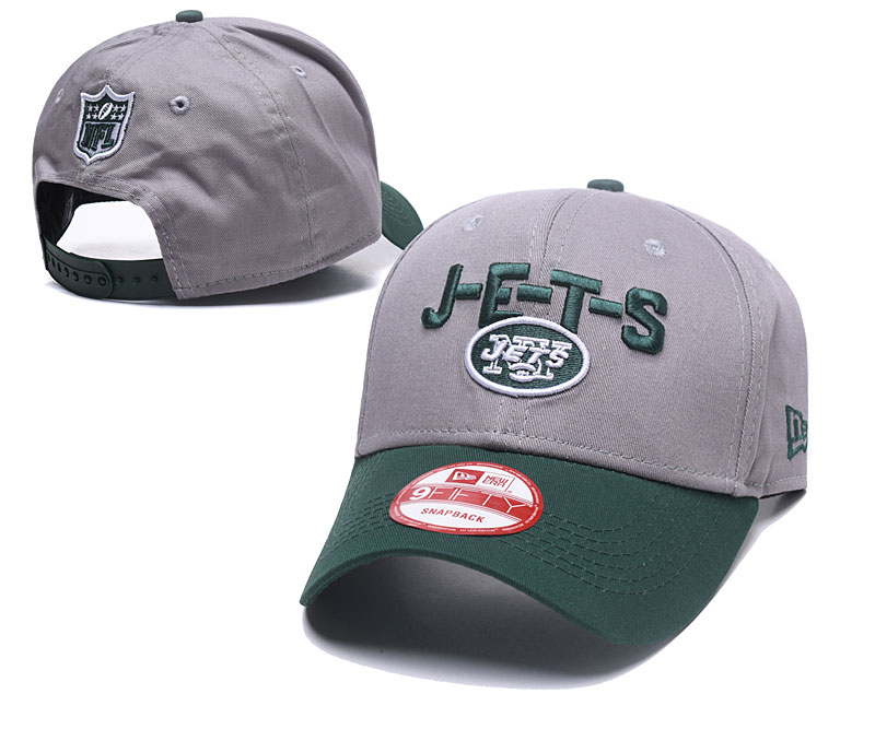 2018 NFL New York Jets Snapback hat GSMY06041