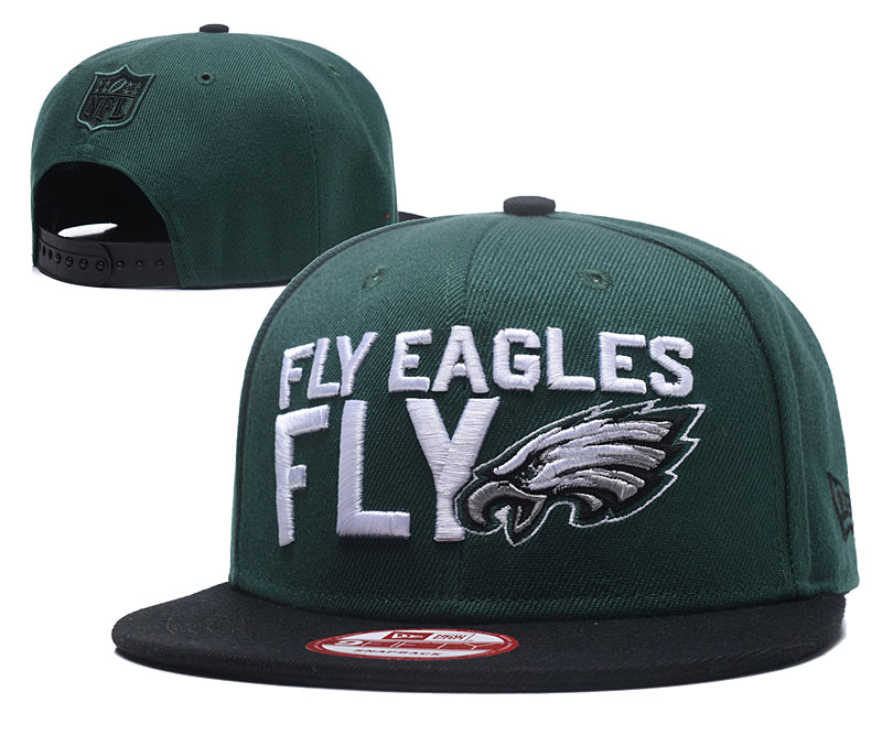 2018 NFL Philadelphia Eagles Snapback hat GSMY0604