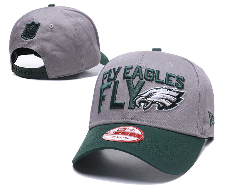 2018 NFL Philadelphia Eagles Snapback hat GSMY06041