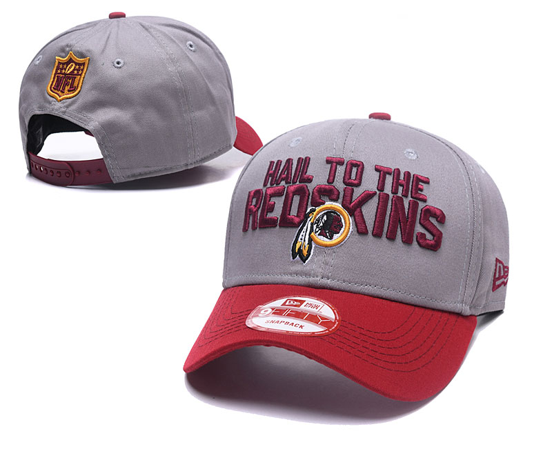 2018 NFL Washington Redskins Snapback hat GSMY06042