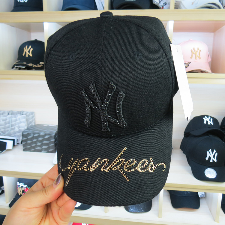 2018 hot MLB New York Yankees black hat