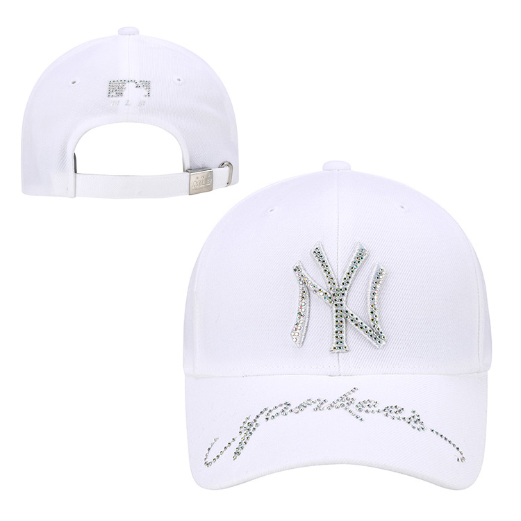 2018 hot MLB New York Yankees white hat