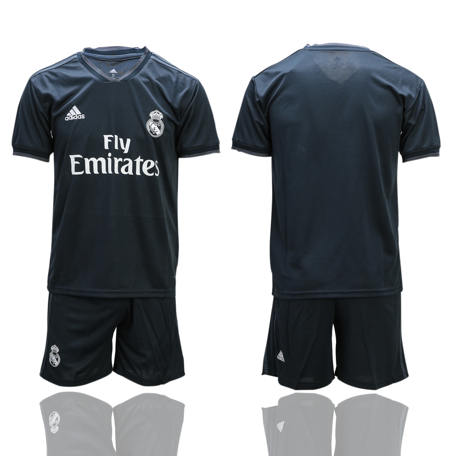 2018-2019 Men club Real Madrid away suit soccer jerseys