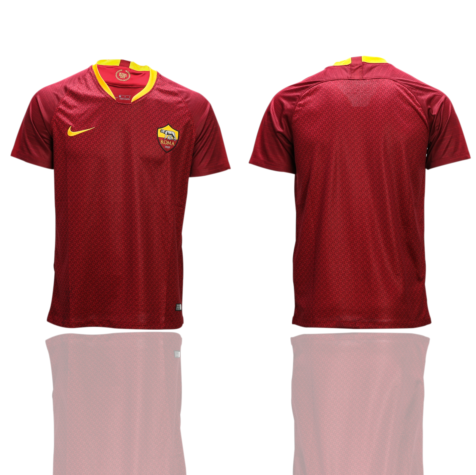 2018-2019 Men club Rome home AAA soccer jerseys