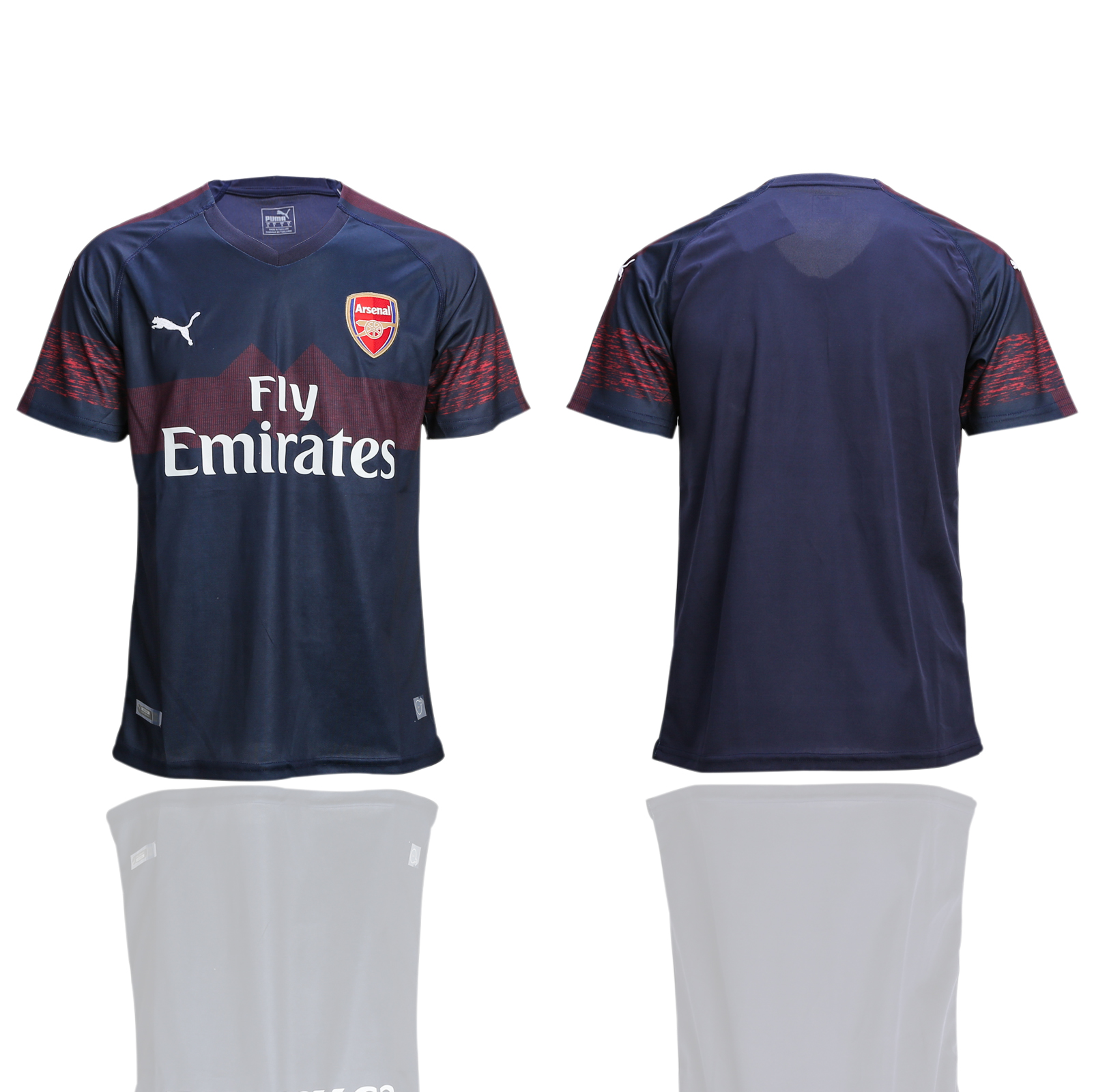2018-2019 club Men Arsenal away AAA soccer jerseys