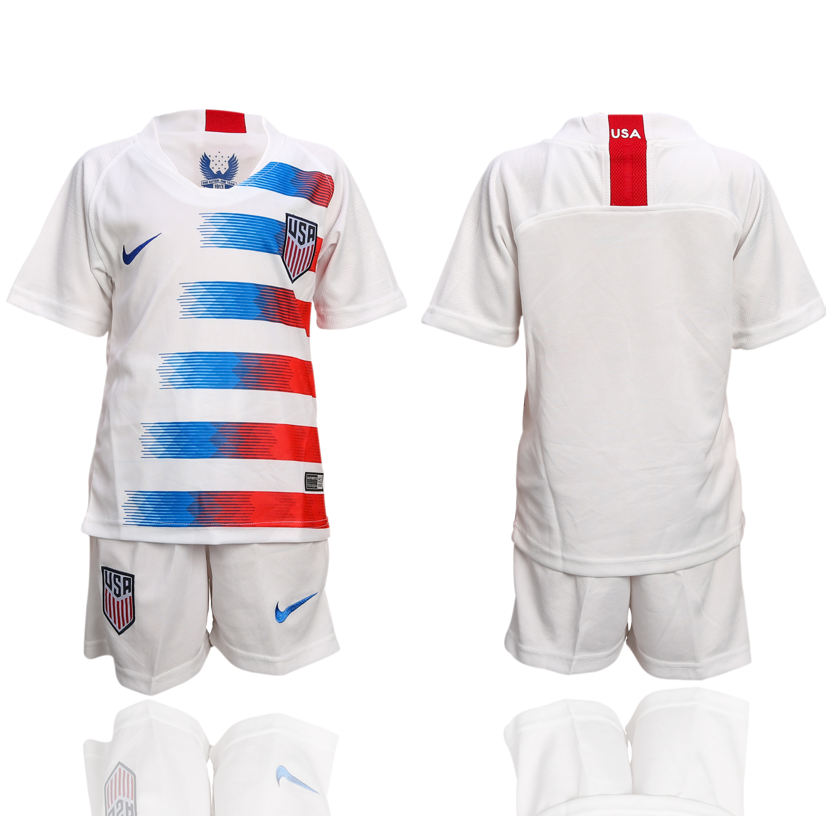 2018-2019 national America home youth soccer jerseys
