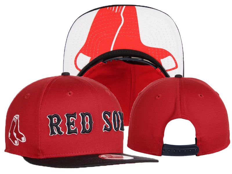 2018 MLB Boston Red Sox Snapback hat LTMY818