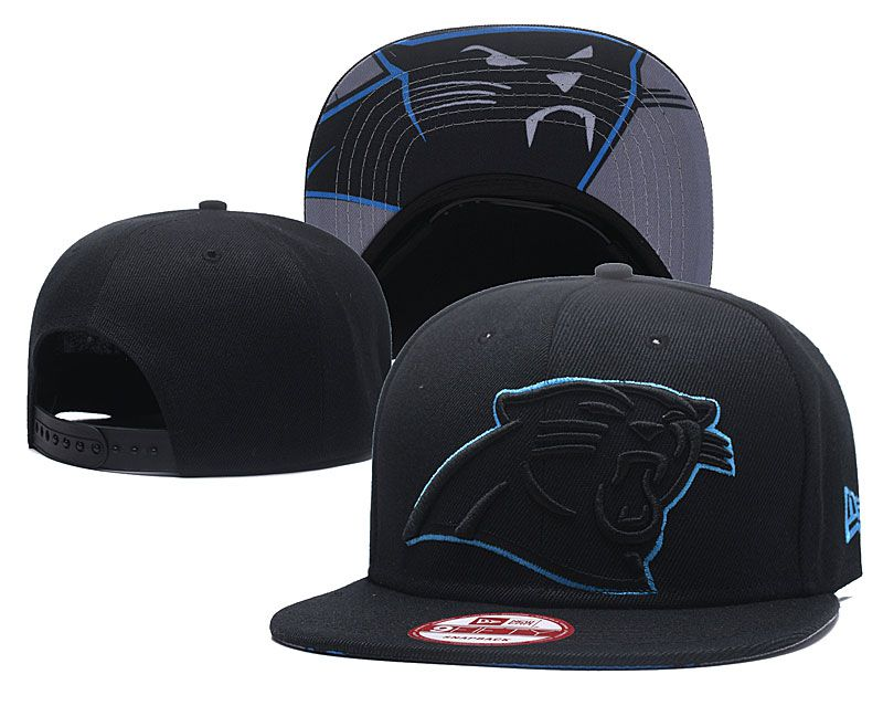 2018 NFL Carolina Panthers Snapback hat GSMY818