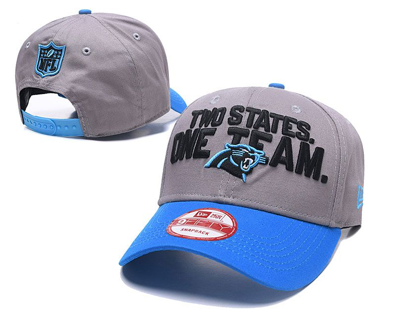 2018 NFL Carolina Panthers Snapback hat GSMY8181