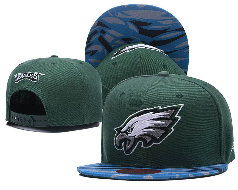 2018 NFL Philadelphia Eagles Snapback hat LTMY818