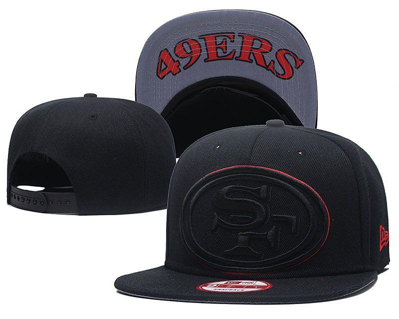 2829a94fe 2018 NFL San Francisco 49ers Snapback hat GSMY818