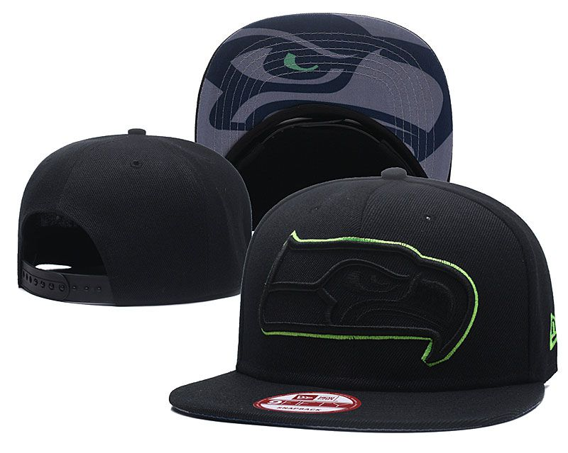 2018 NFL Seattle Seahawks Snapback hat GSMY818