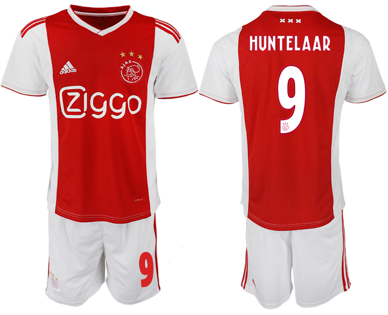 Men 2018-2019 club AFC Ajax home 9 soccer jersey
