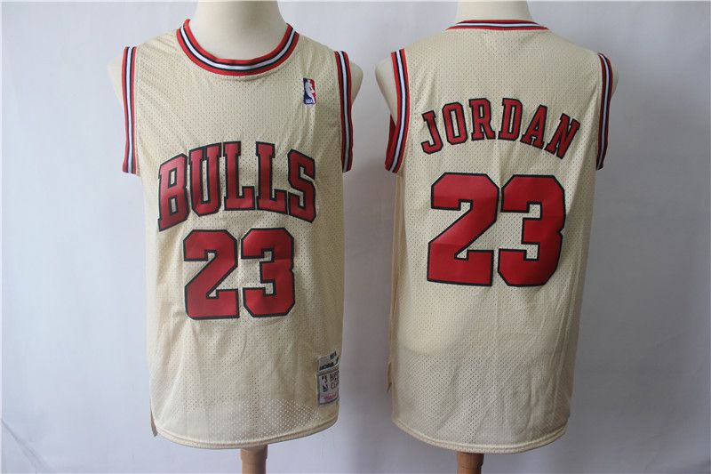 Men Chicago Bulls 23 Jordan Gream Retro Limited Edition NBA Jerseys