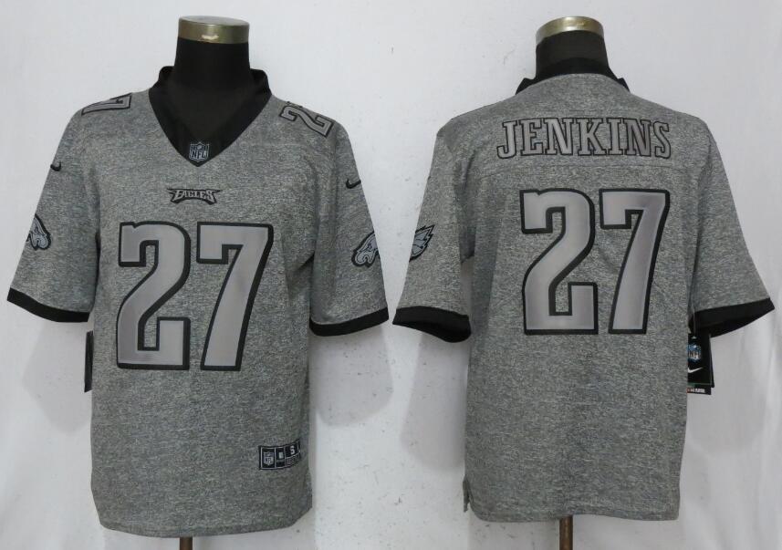 grey philadelphia eagles jersey