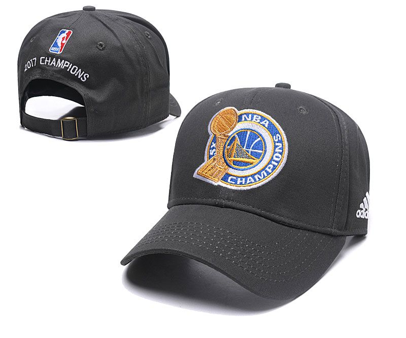 2018 NBA Golden State Warriors Snapback hat GSMY0925