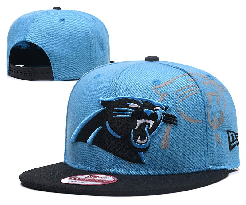 2018 NFL Carolina Panthers Snapback hat GSMY0925
