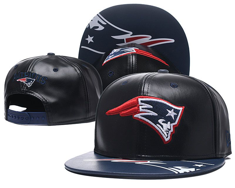 2018 NFL New England Patriots Snapback hat GSMY0903