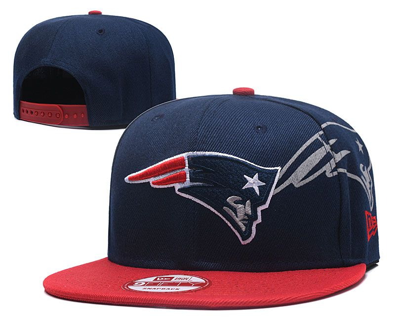 2018 NFL New England Patriots Snapback hat GSMY0925