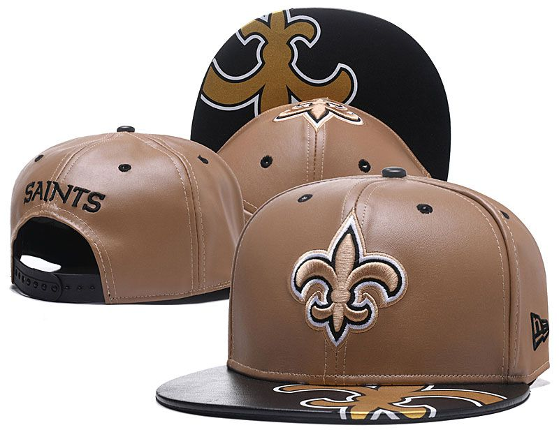 2018 NFL New Orleans Saints Snapback hat GSMY0925