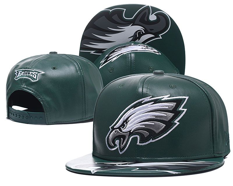 2018 NFL Philadelphia Eagles Snapback hat GSMY0903
