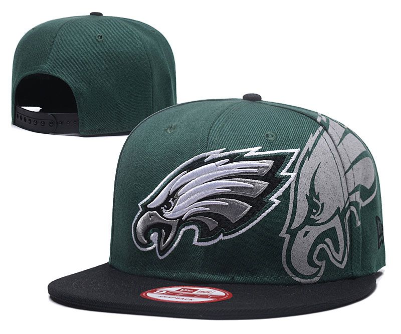 2018 NFL Philadelphia Eagles Snapback hat GSMY0925