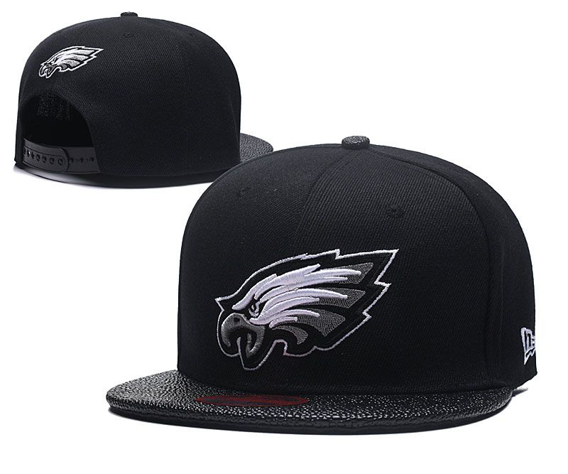2018 NFL Philadelphia Eagles Snapback hat LTMY918