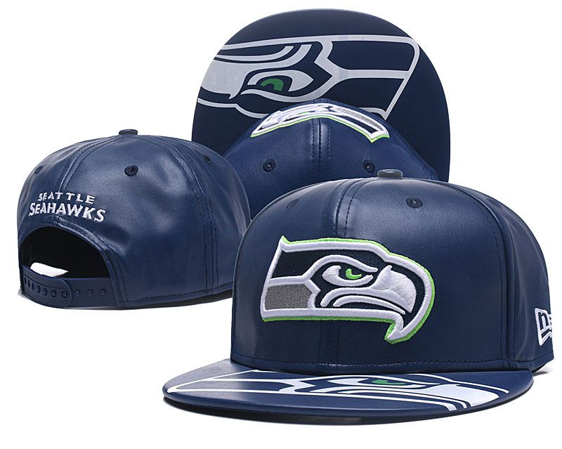 2018 NFL Seattle Seahawks Snapback hat GSMY0903