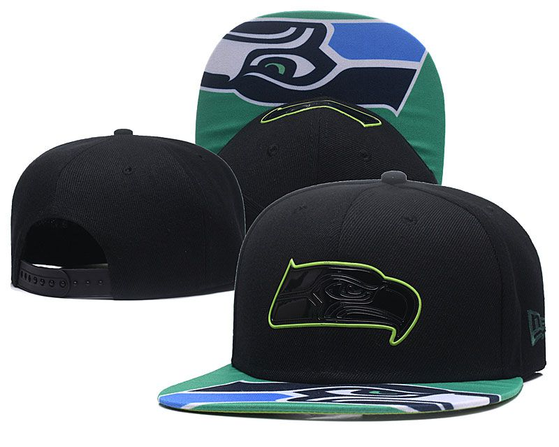 2018 NFL Seattle Seahawks Snapback hat GSMY0925