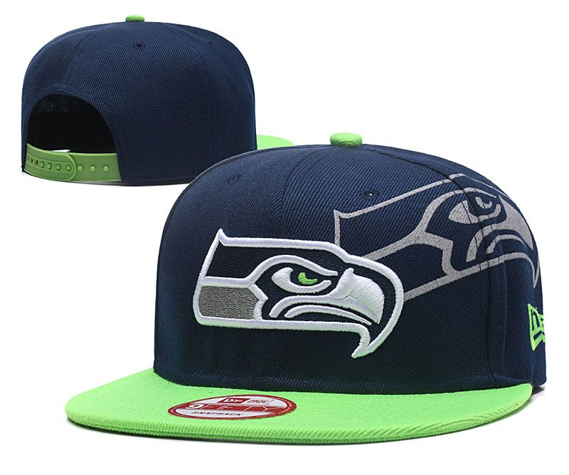 2018 NFL Seattle Seahawks Snapback hat GSMY09251